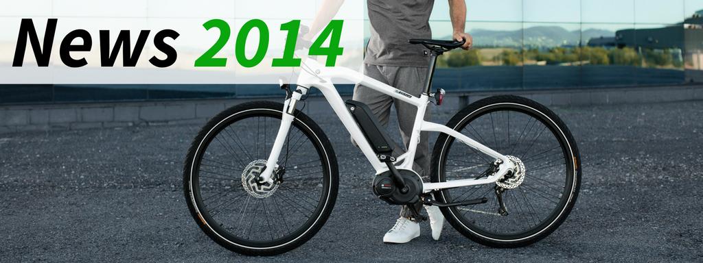 e-Bike News Infos 2014