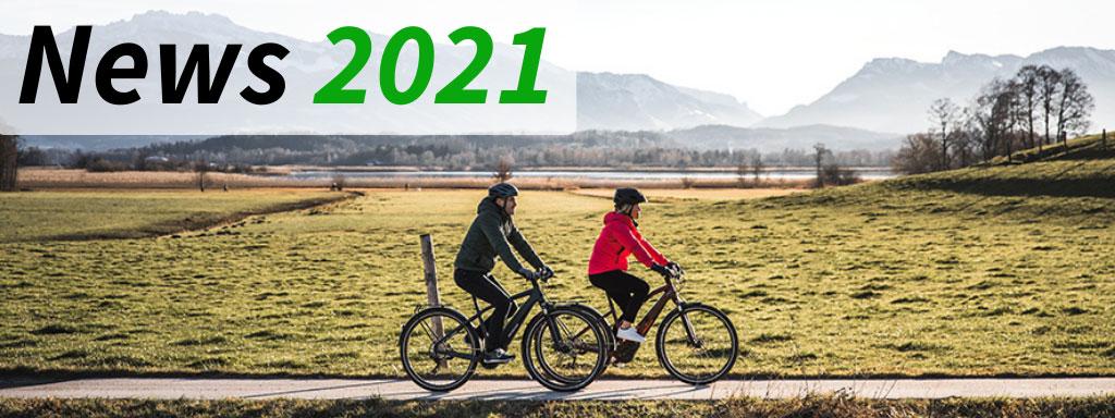 e-Bike News Infos 2021