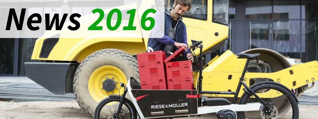e-Bike News Infos 2016