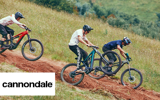 Cannondale e-Bikes