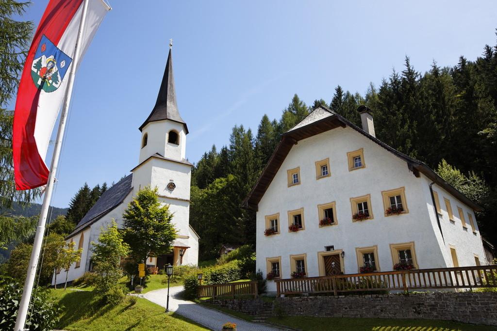 Bild: Unsere schöne Wahlfahrtskirche können Sie jederzeit besuchen