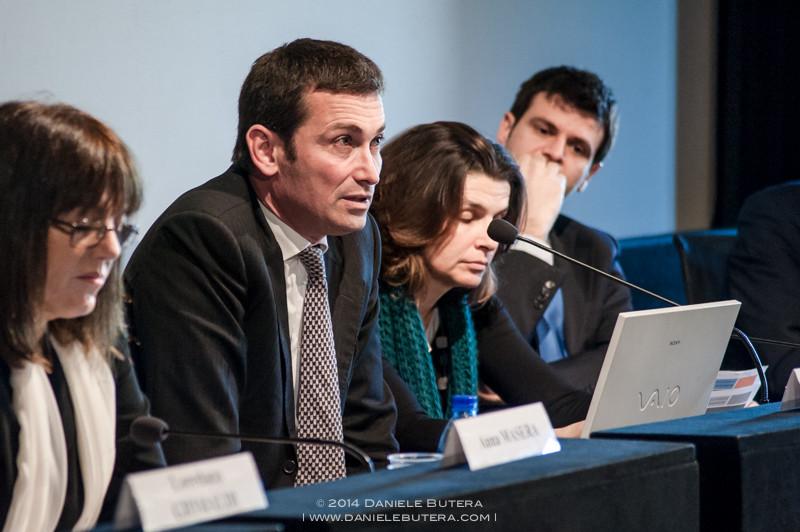 Chi Crea il Web? - 12 marzo 2014 - Raffaele Cirullo (Enel), Elena Capparelli (RaiNet), Andrea Fabiano (Rai)