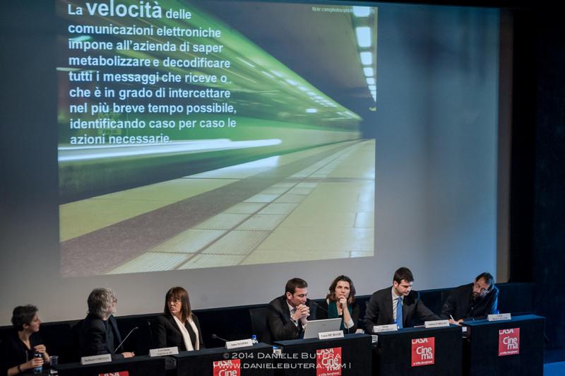 Chi Crea il Web? - 12 marzo 2014 - Il panel della I Sessione