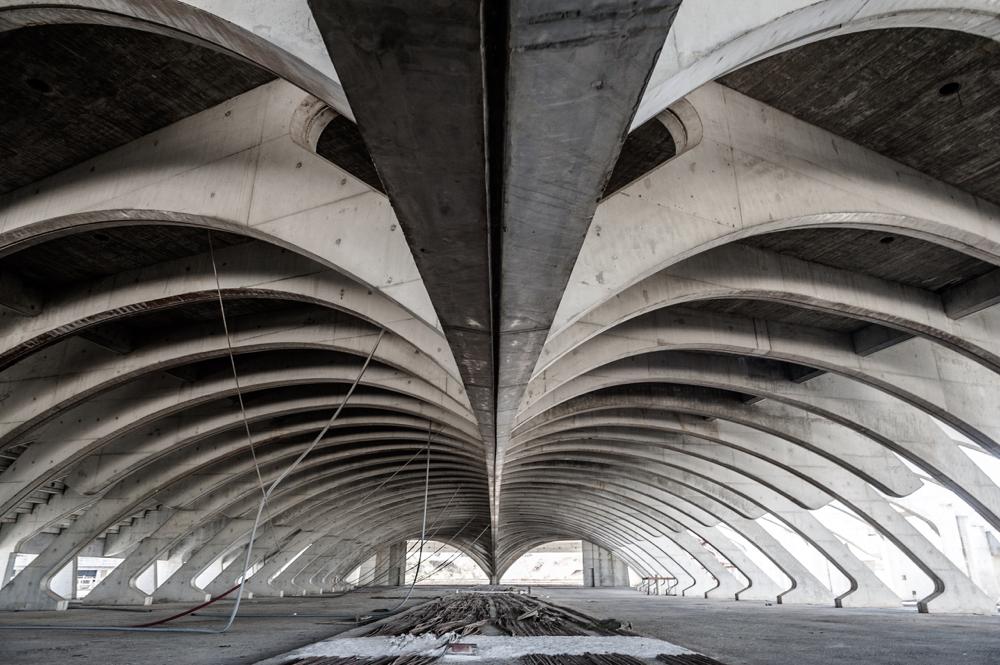 Le Vele di Calatrava | Città dello Sport di Tor Vergata, Roma