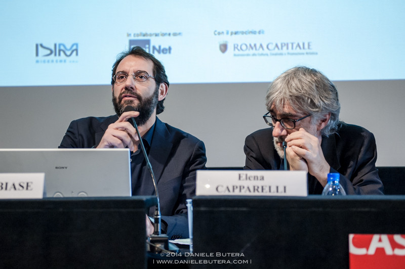 Chi Crea il Web? - 12 marzo 2014 - Luigi Maccallini, BNL e Luca De Biase