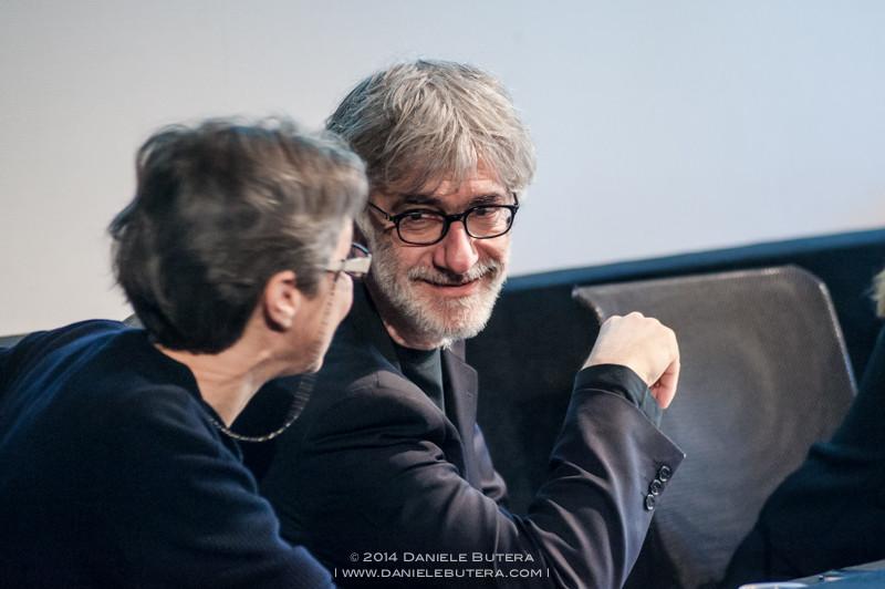 Chi Crea il Web? - 12 marzo 2014 - Luca De Biase e Loredana Grimaldi (Telecom Italia)