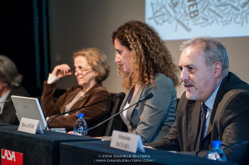 Chi Crea il Web? - 12 marzo 2014 - Flavia Barca, Felicia Pelagalli e Piero Gaffuri