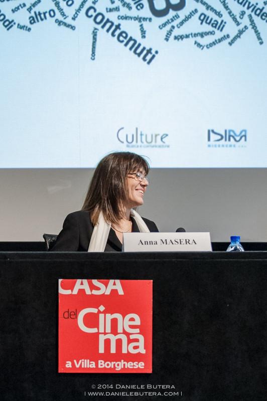 Chi Crea il Web? - 12 marzo 2014 - Anna Masera, Direttore dell'Ufficio Stampa e Comunicazione della Camera dei Deputati