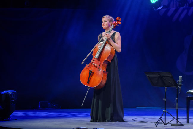 MARA at the Cello Akademie Rutesheim.