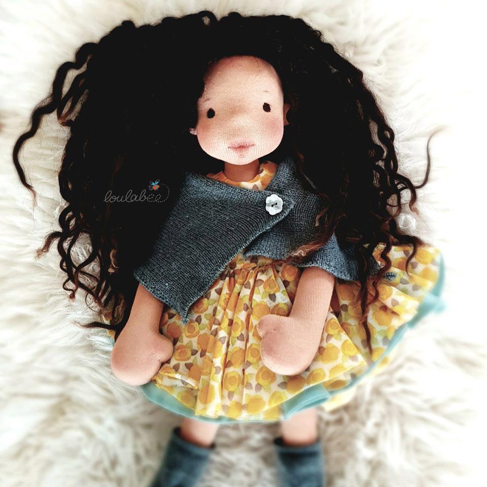 Arwen by Loulabee Dolls