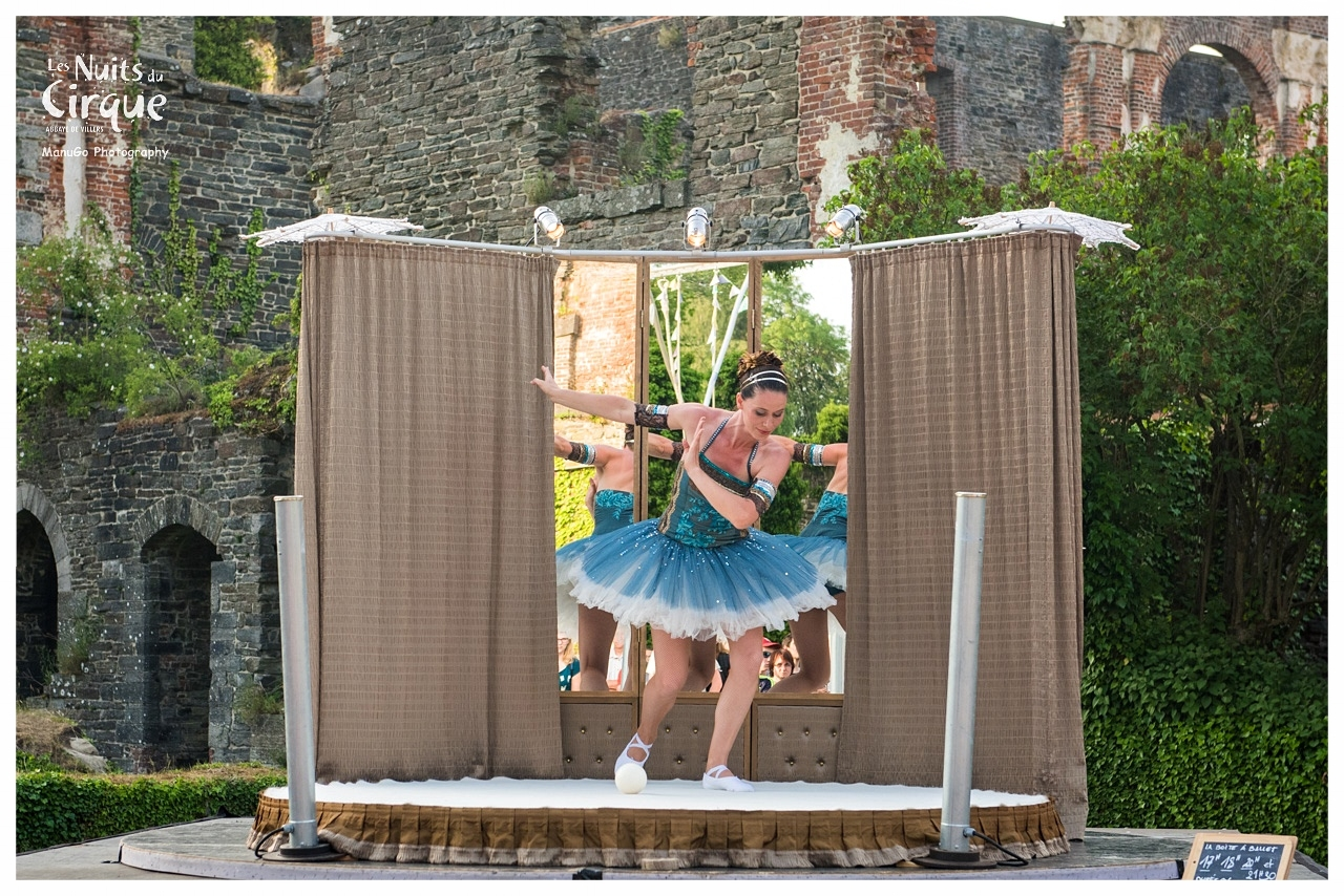 La Boîte À Ballet - Florence Laude