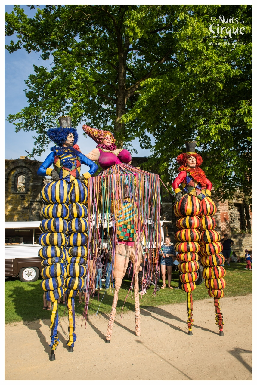 Zirkus - Lavar Performances