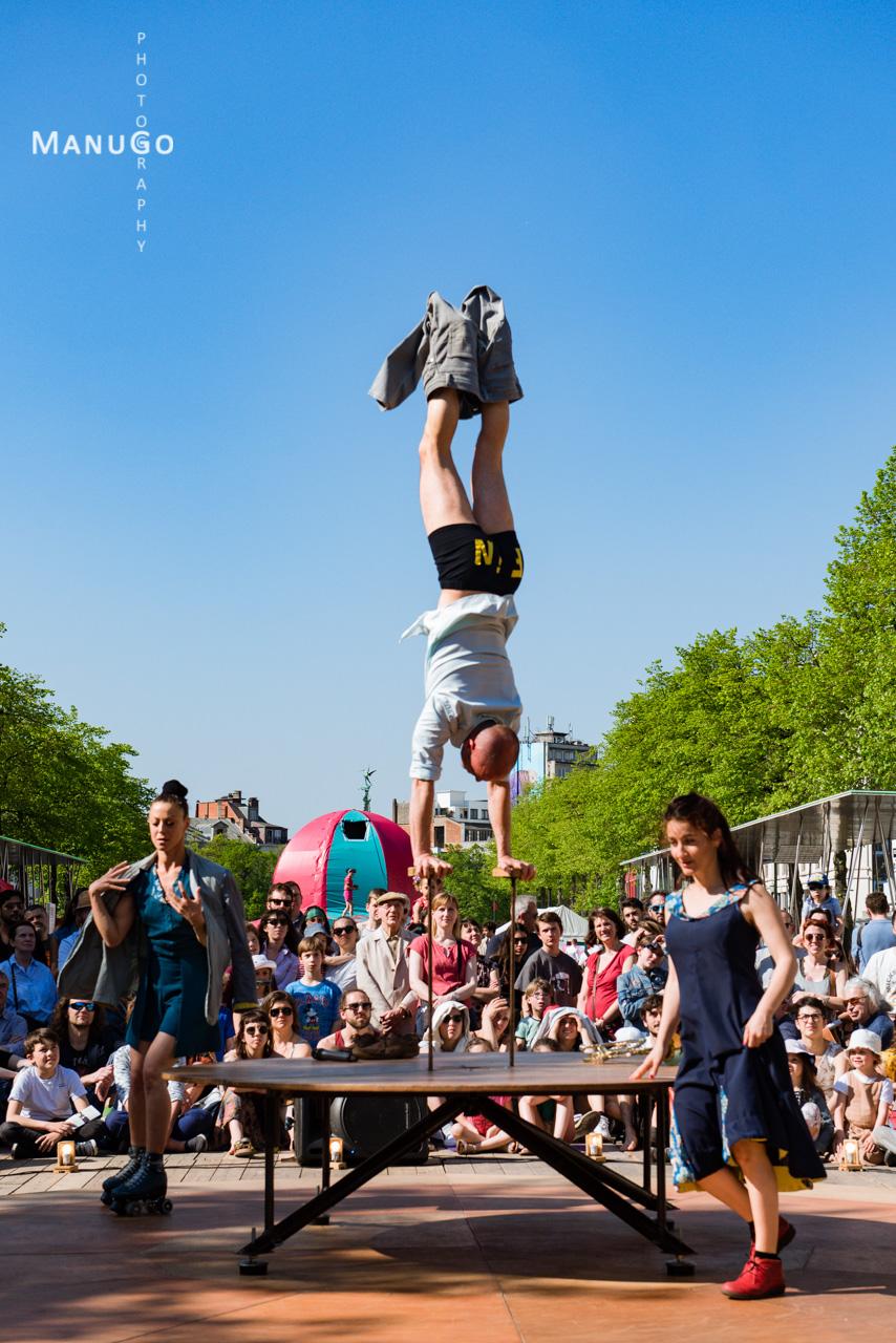 FLOU PAPAGAYO/Cie Mumusic Circus