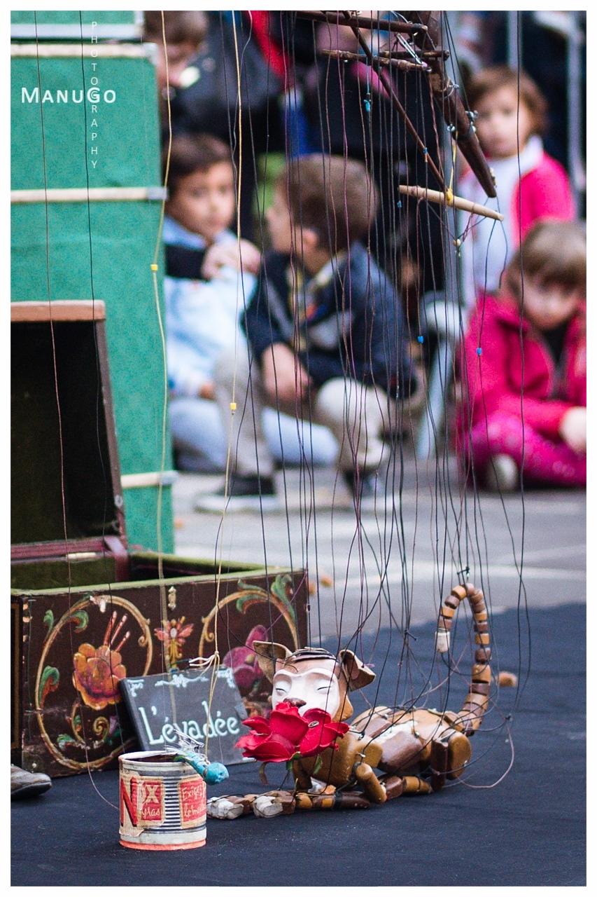 Golondrino - Les petites histoires félines Épisode 1. L'Évadée