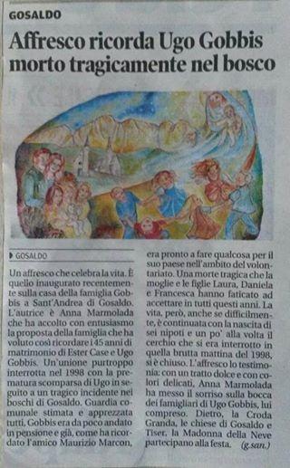 http://corrierealpi.gelocal.it/cronaca/2014/11/19/news/affresco-ricorda-ugo-gobbis-morto-tragicamente-nel-bosco-1.10345682