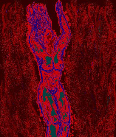 ANNEGARE - disegno digitale 2012