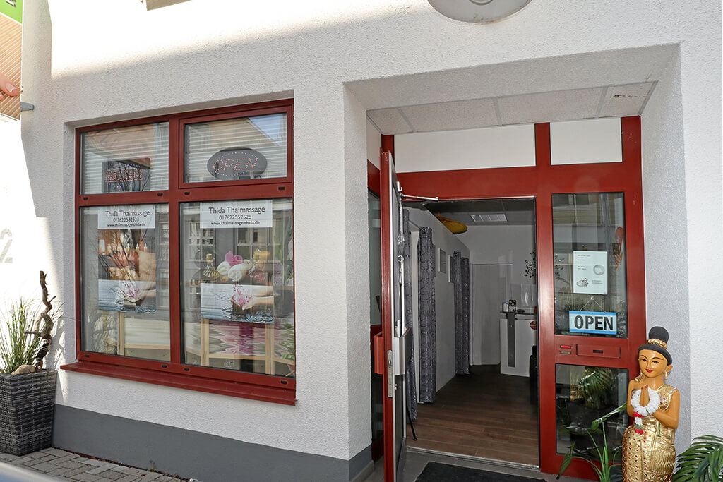 Massagepraxis in Lörrach (nahe Grenze)