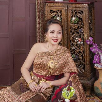 Tradionelle thailändische Massage ...