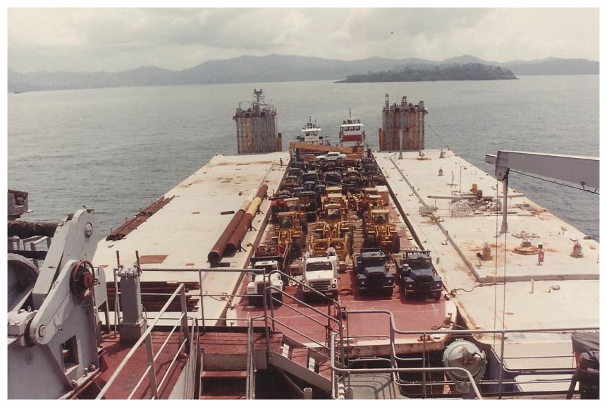 Relance des activités du Port de Limbé