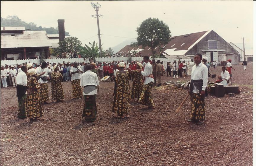 Cérémonies traditionnelles de bénédiction du port de Limbé