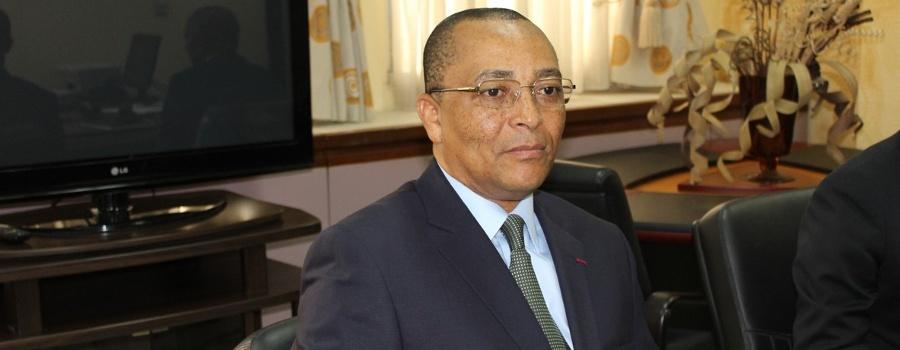 Cyrus Ngo'o, le nouveau DG du Port Autonome de Douala
