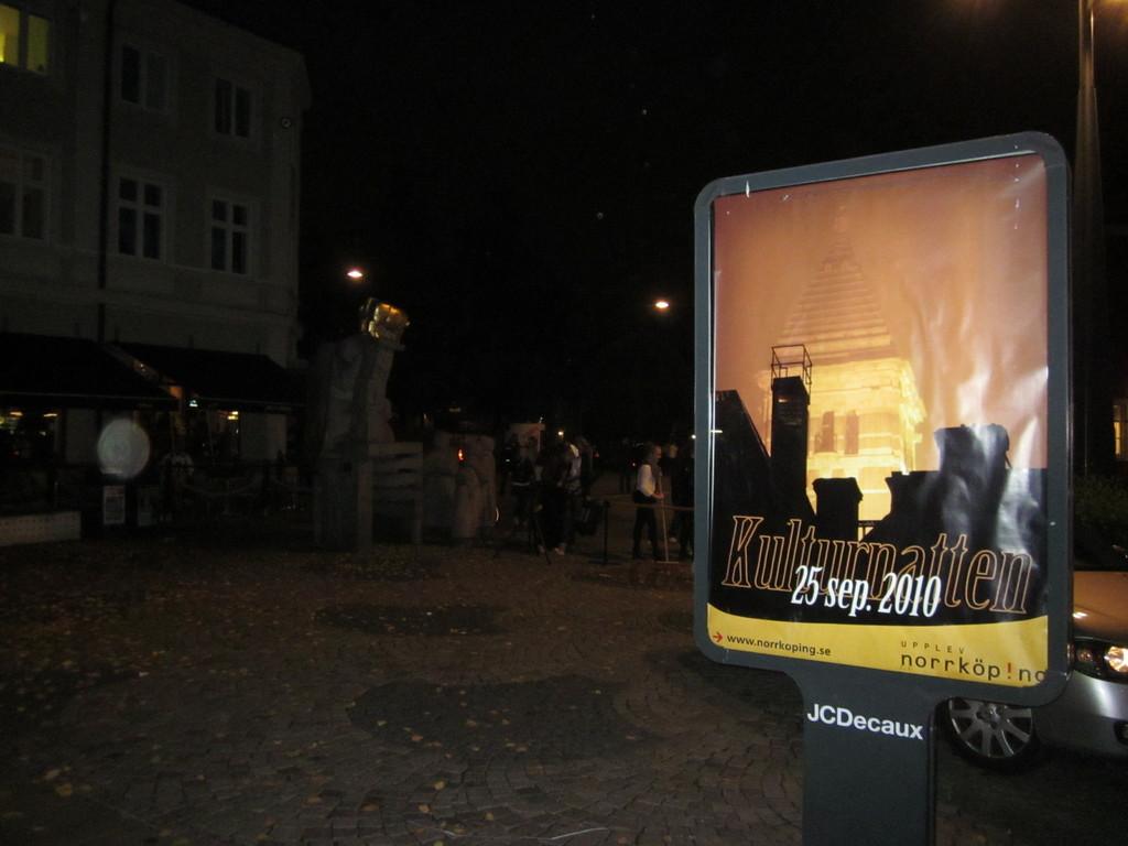 late at Kulturnatten