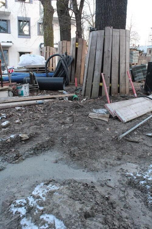 Gefährliche Baustoffe im Boden