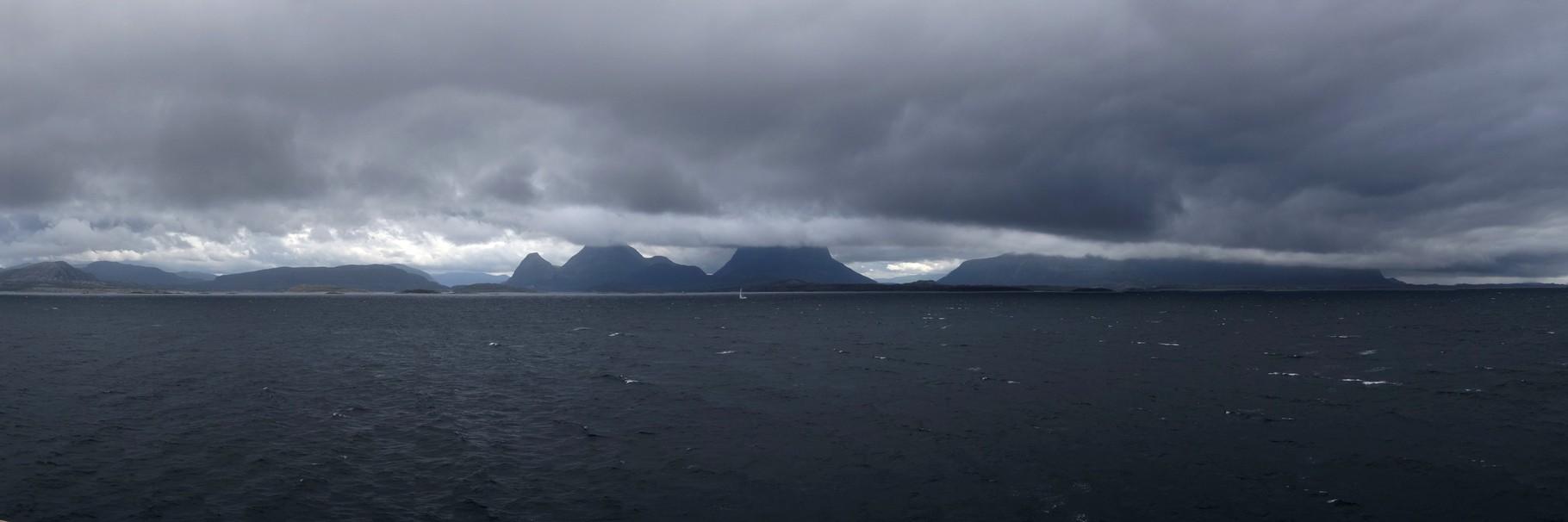 kurz vor Kristiansund