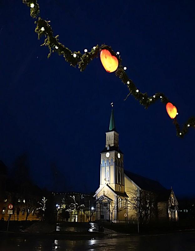 Domkirche Tromsø