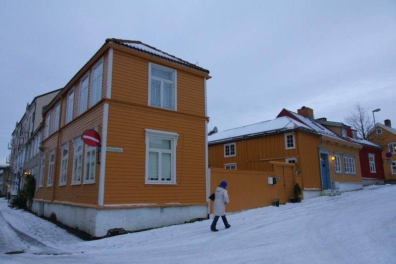 Trondheim - Stadtteil Ila