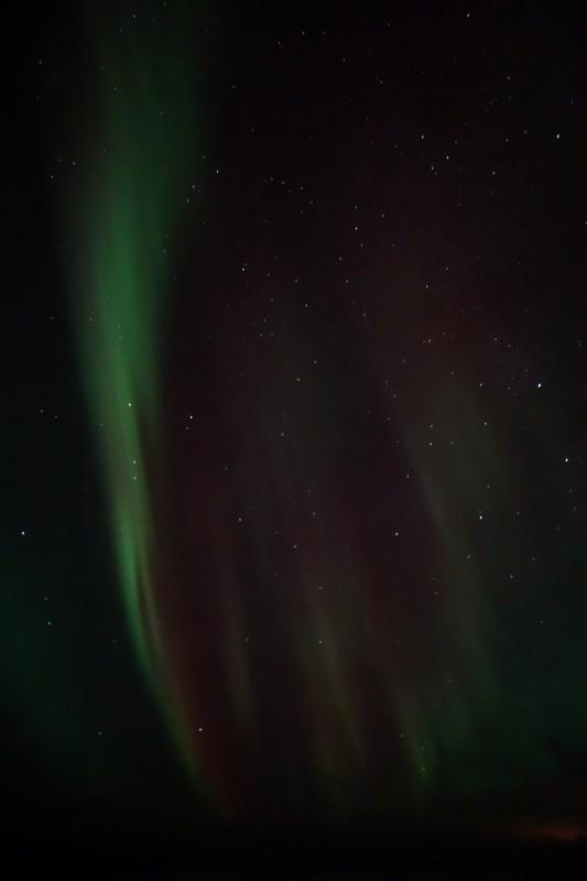 nach Rørvik - die Nordlichtnacht Nr. 6