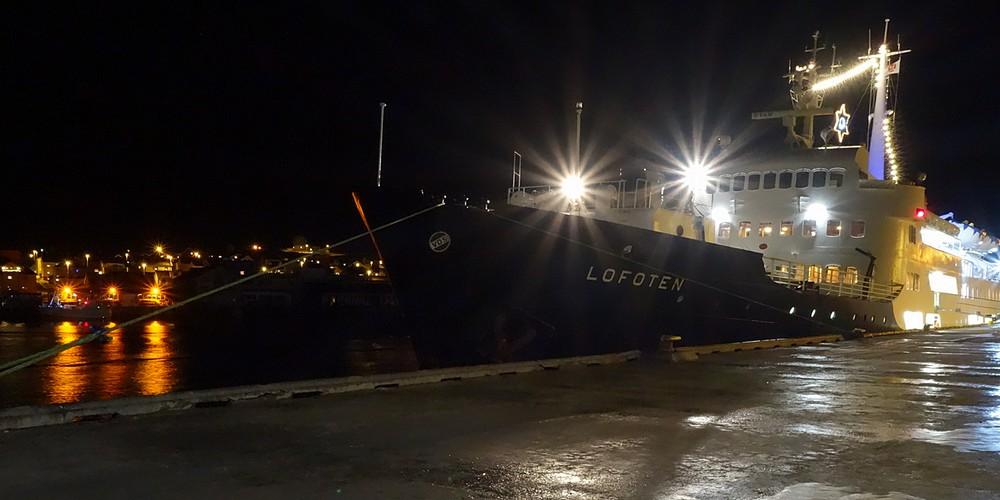 ...und ein paar Stunden später in Vardø