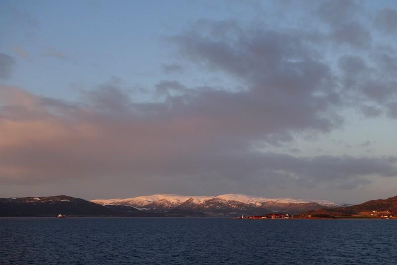 im Trondheimfjord
