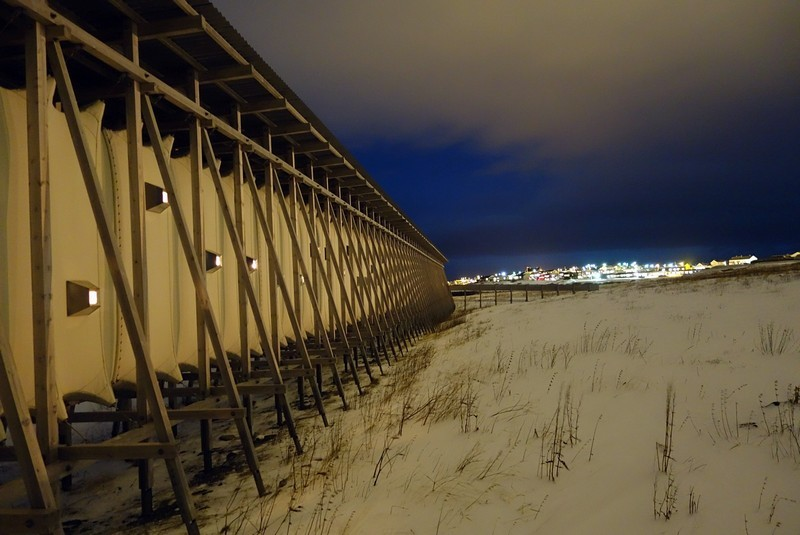 Hexenmonument in Vardø
