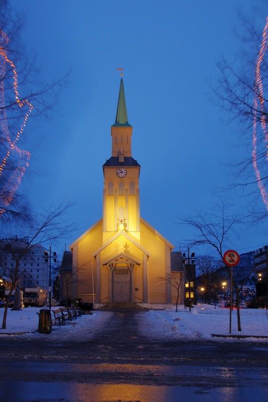 Dom von Tromsø