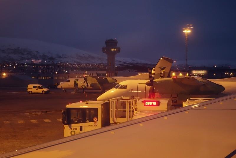 Zwischenstop in Tromsø