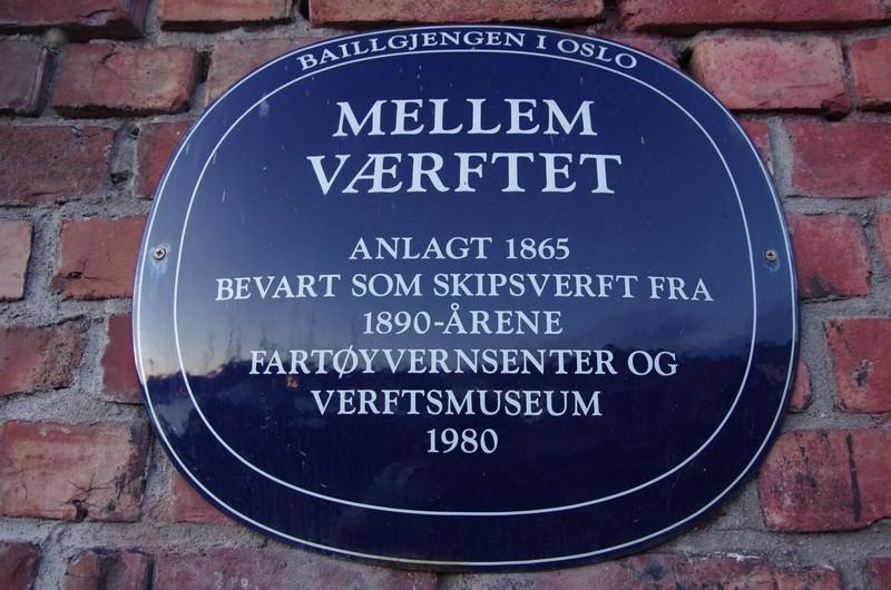 ...von 1865 und heute Werftmuseum
