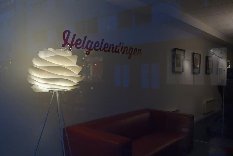 Helgelandsküsten - in Sandesjøen...
