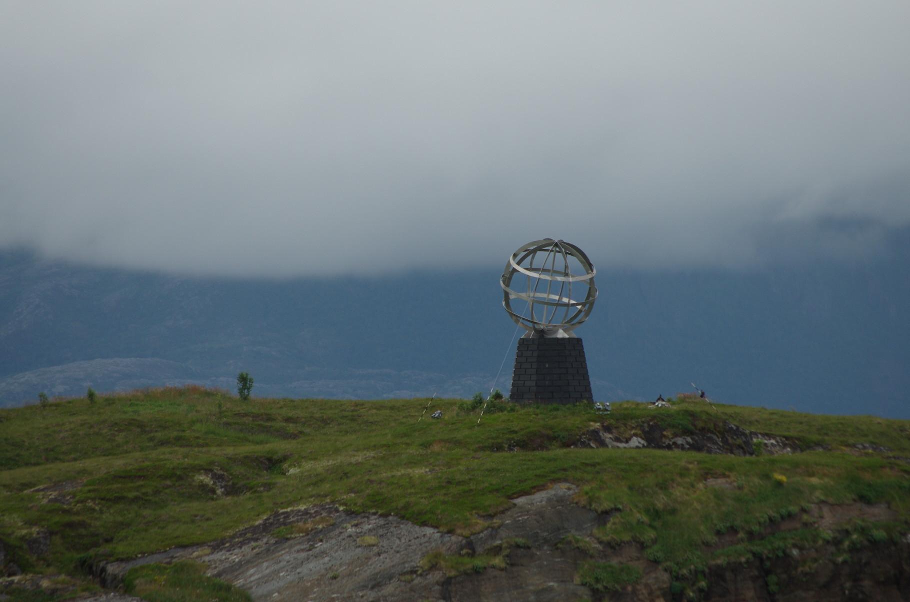 Polarkreisüberquerung südgehende Route