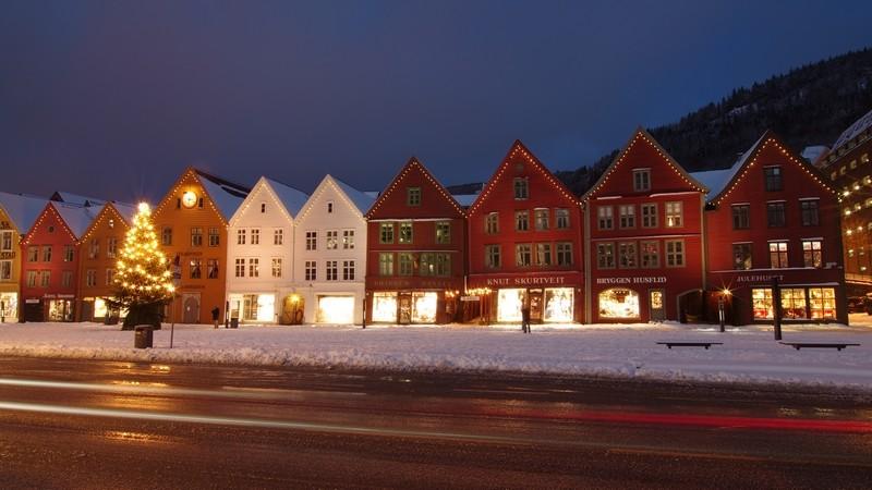 Tyske Bryggen