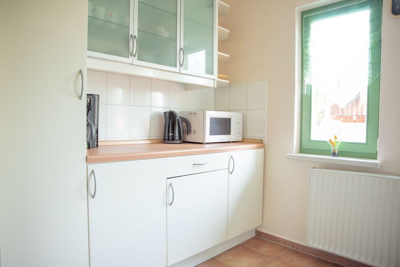 Küche Ferienhaus 1