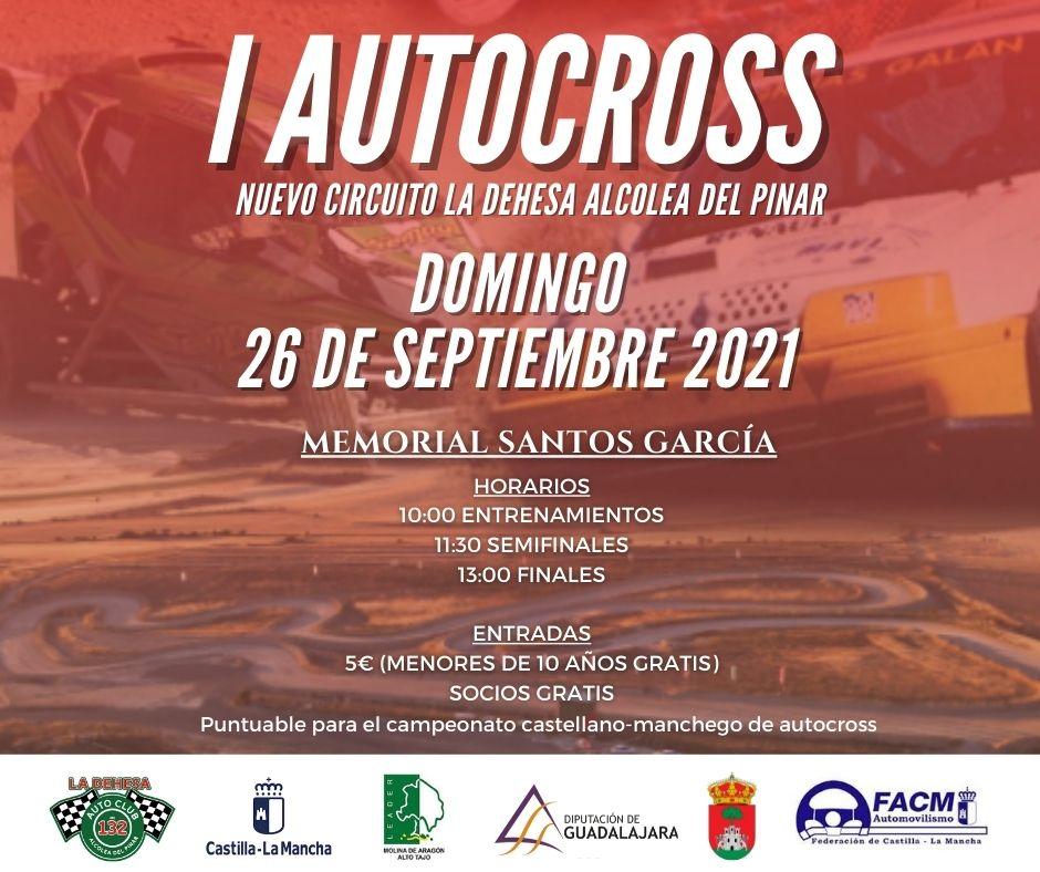 Crónica I Autocross la Dehesa
