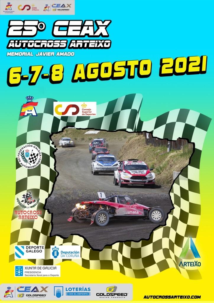 Previo 25º Autocross Arteixo