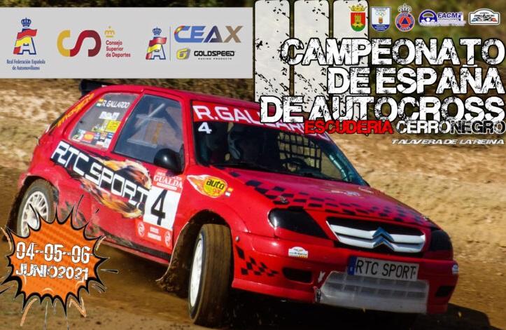 Crónica III Autocross CEAX Cerro Negro