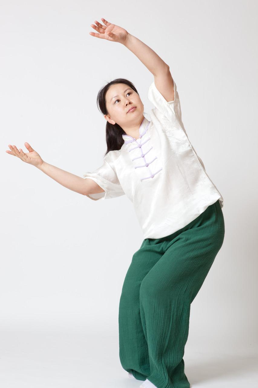 """Yanli Wang, formatrice à """"l'Ecole des Temps du Corps"""" à Paris"""