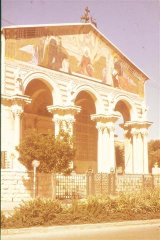 Gethsemanie Kirche