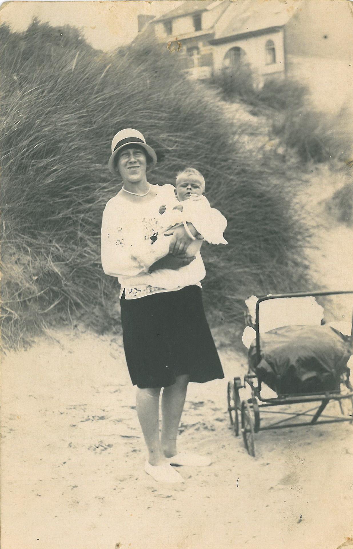 Martha als Babysitter von Knauffs Kindern