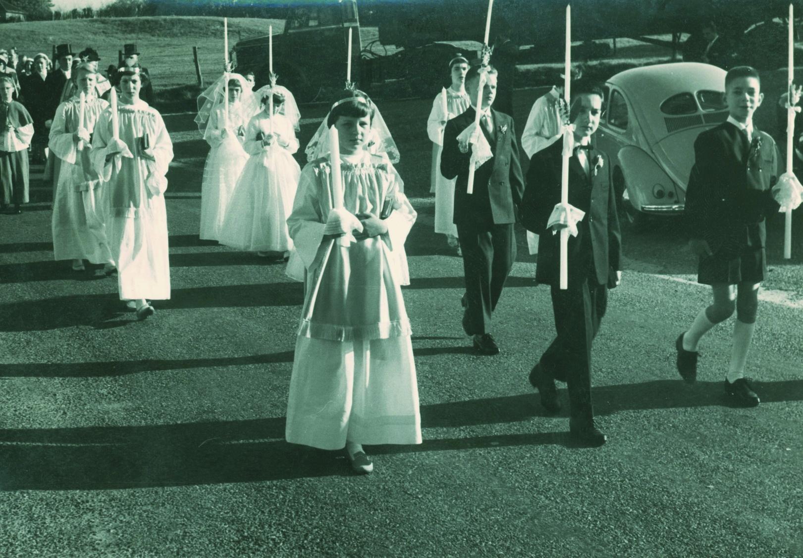 Kinderkommunion 1959