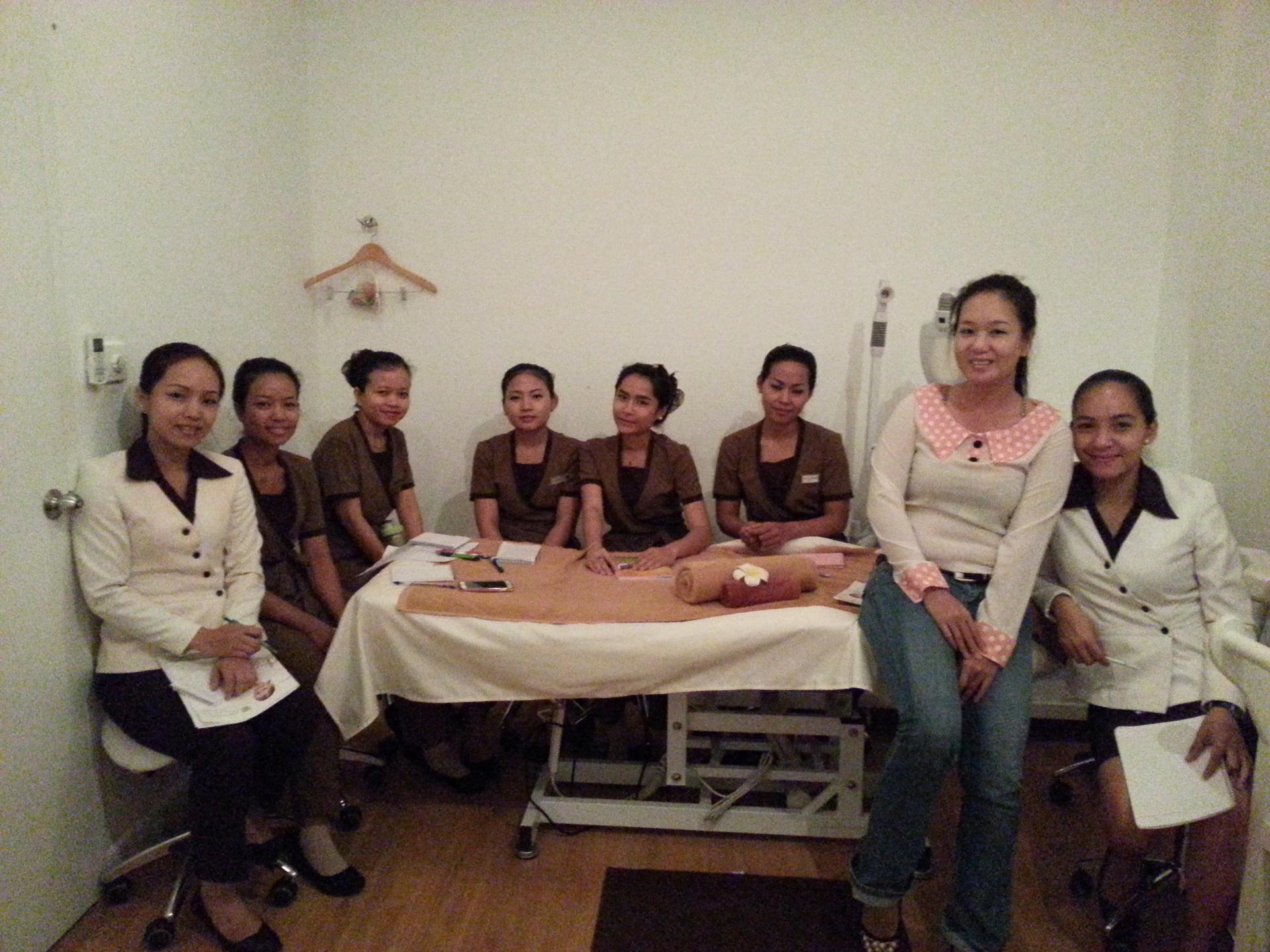 Das Headquarter in Phnom Penh 2014