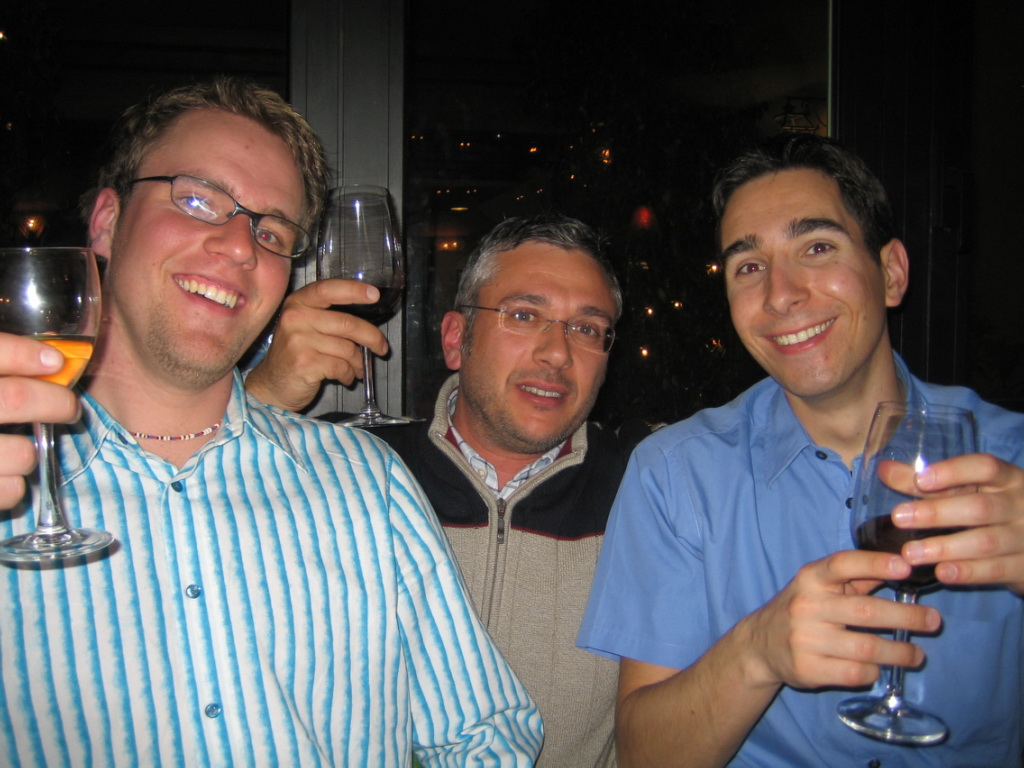 Peter, oelg and Ulrich 2005